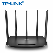 TP-Link Wireless Wifi Router AC1300 Dual-Band Wireless Router 802.11ac 2.4G 5.0G TP Link Wifi repeater TL-WDR6500 APP Routers(China)