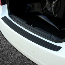 Car styling ,Car Rear Bumper Scuff Protective Sill Pedals Cover For Dodge Caliber Challenger Charger Durango Nitro RIO Cruze