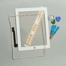 1Pcs New Touch Screen Glass Digitizer assembly with Professional Repair Kit LCDFor iPad 3 assembly A1416 A1403 A1430