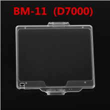 SMILYOU BM-11 new Hard Plastic Film LCD Monitor Screen Cover Protector for Nikon D7000 as BM 11 free shipping