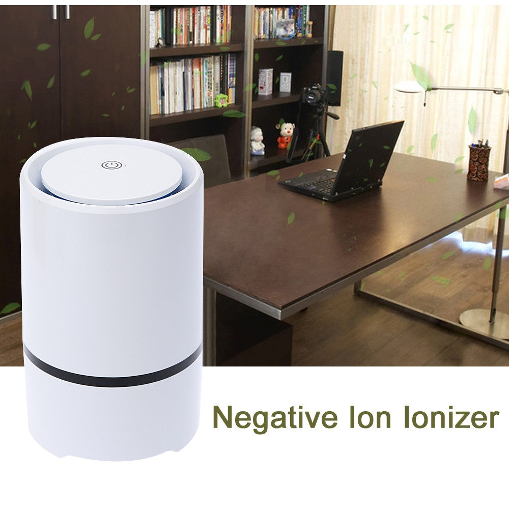 Ionizer air purifier for home negative ion generator AC220V remove Formaldehyde Smoke Dust Purification pm2.5<br>