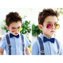 OUTEYE New Design Children Kids Sunglasses 100% UV Protection Sun Glasses For Children Baby Girl Boys lunette de soleil Z2