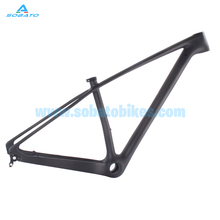 Chinese NEW super light carbon MTB Bike 29er Carbon Frame ,142 and 12mm thru axle MTB BSA bb30 carbon frame 29 inch