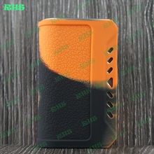 10pcs free shipping Authenic dust proof silicone case/cover/skin for Finder DNA 75/133/167w Think vape finder 75w vape mod