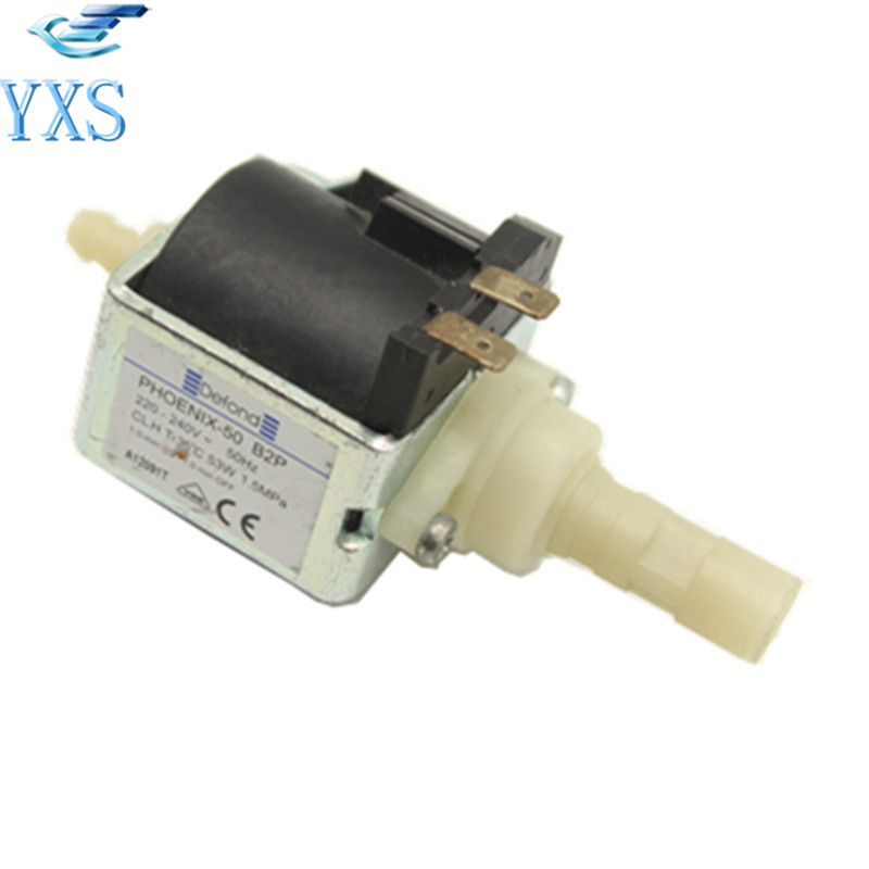 Electromagnetic Pump AC230V PHOENIX-50 60HZ 53W Coffee Machine Washing Machine Miniature Pumps Stage Smoke Machine Magnetic Pump<br>