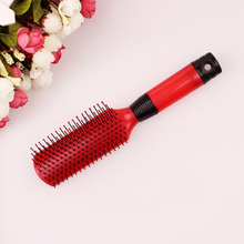 Straight Volume Hair Comb Anti-static Hair Scalp Massage Combs Hairbrush Women Wet Curly Detangle Hair Brush for Salon Styling