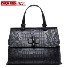 Limited !!ZOOLER bags handbags women famous brands women leather bag Special women bag genuine leather handbag HOT#6112