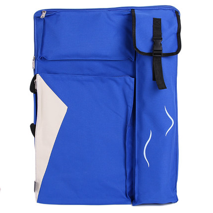 4K Large Capacity Art School Bag Drawing Tools Sketch Bag Painting Bags Waterproof Oxford Fabric Art Bag<br>