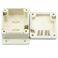 "1 PC High Quality Waterproof Case Enclosure 2.56""x 2.28""x1.38""cm  Plastic Electronic Project Box"