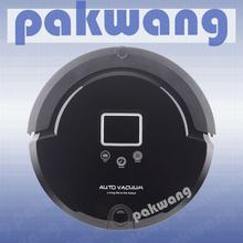 Pakwang A320 Smart Robot Vacuum Cleaner for Home Efficient Clean Remote control Self Charge Black home vacuum cleaner(China)