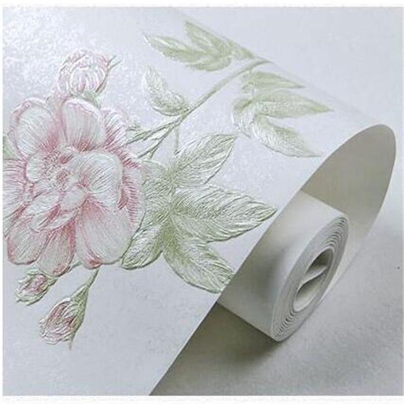 beibehang papel de parede Wallpaper pastry non - woven wallpaper wall background wall bedside living room wallpaper papier peint<br>