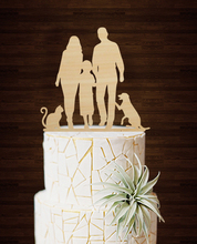 Bride And Groom Topo De Bolo Casamento Happy  Deco Mariage Birthday Cake Decorations Style Retro Modern Cake Toppers