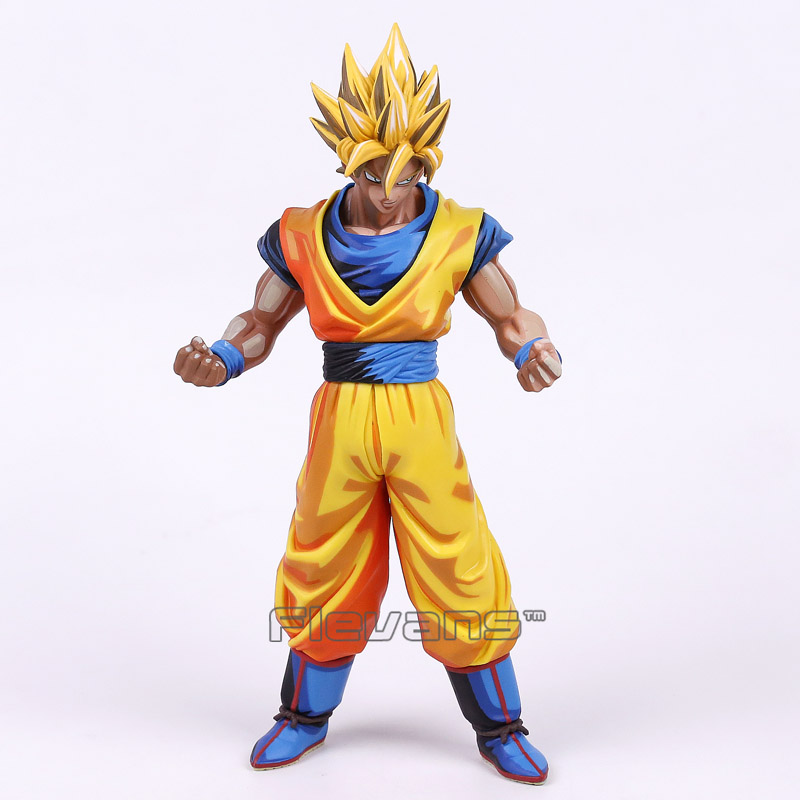 Dragon Ball Z Master Stars Piece MSP The Son Goku Manga Dimensions PVC Figure Collectible Model Toy<br>