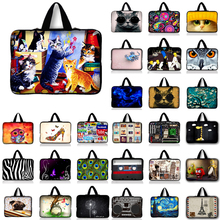 New PC Bag 10 11.6 12 12.1 13 13.3 15 15.6 17 17.3 Laptop Computer Cover Case Sleeve Notebook Bag Netbook Protective Pouch(China)