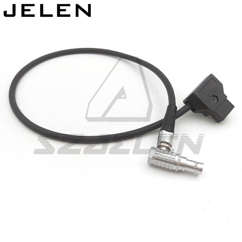 For Teradek Bond,Anton Bauer Power D-TAP to lemo FHG 0B 302 Power Adapter Cable ,length 45CM<br>