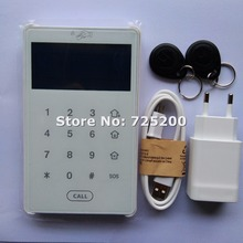 Free Shipping PB-503R 868mhz RFID Keypad Two-Way Passord Door Keypad for TCP IP WIFI Alarm System ST-VGT, ST-IIIGW