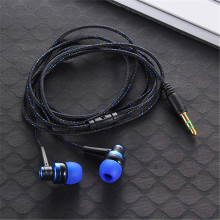 China 20Hz-20000Hz 3.5mm In-Ear Stereo Earbuds Earphone 3.5 mm Stereo Plug For iPhone For Samsung