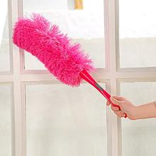 High quality Magic Soft Microfiber Multi-functional Cleaning Duster Dust Cleaner Handle Feather Static Anti  Free Shipping