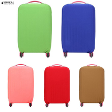 Cover For Luggage Suitcase Cover Luggage Protector Elastic  Candy Color  Travel Cover For 18-30 inch Trolley Case (Cover Only)
