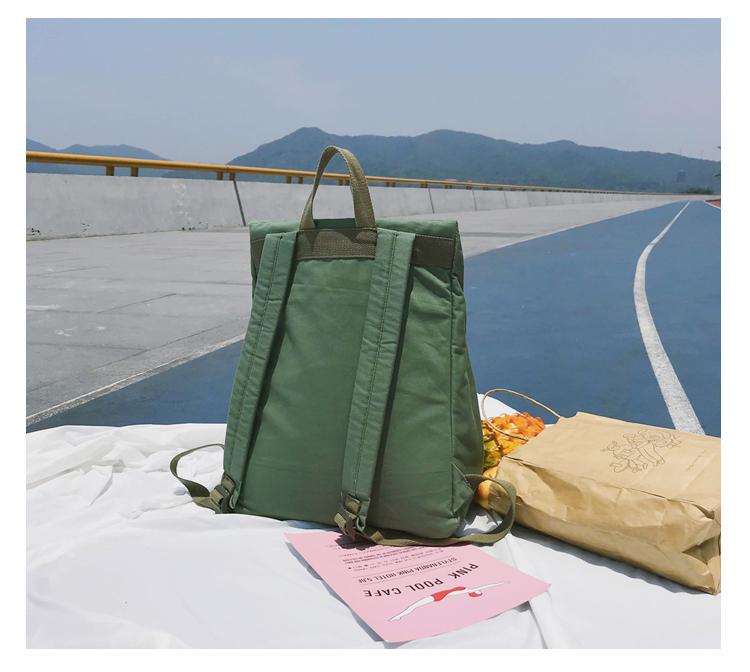 Menghuo Brand Female Women Canvas Backpack Preppy Style School Lady Girl Student School Laptop Bag Cotton Fabric bolsas00_31-1_26