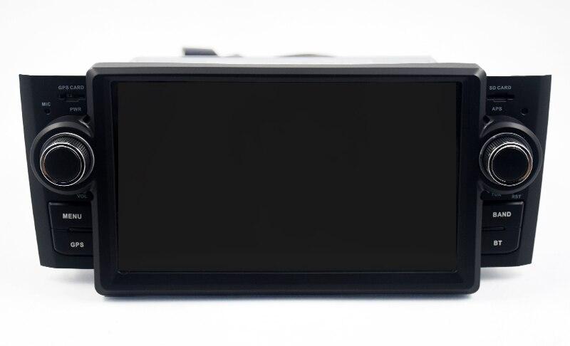 Car Multimedia player GPS Android 7.1.1 Car Radio 1 Din DVD Automotivo For FiatGrandePuntoLinea 2007-2012 Radio FM DSP hdmi