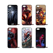 Spiderman Spider Man Logo Marvel Hero Cover Case For Meizu M3 Lenovo A2010 A6000 S850 K3 K4 K5 K6 Note ZTE Blade V6 V7 V8(China)