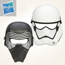 2pcs Star Wars Kylo ren Mask Child Roleplay Stormtrooper Helmet Cosplay Costume Darth Vader Carnaval for Children Halloween