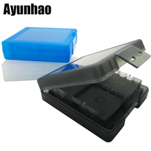 1pcs/16 in 1 Protective Game card Cartridge holder case box for Nintendo New 3DS XL / 3DS LL / 3DS / DS