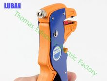 HS-700D Self-Adjusting insulation Wire Stripper automatic wire strippers stripping range 0.25-2.5mm2 With High Quality TOOL