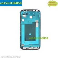 10 pieces/lot HK   for Front Frame Cover Bezel Panel Repair Part for Samsung Galaxy S4 SGH-M919