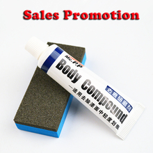 Car Body Compound Polishing & Grinding Materials Set polish car and car-covers car-styling