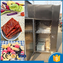 Stainless Steel 12pcs 220V Energy saving industrial fruit and vegetable drying machine sea food dryer equipment