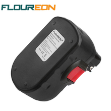 For Bosch Drill 18V 2000mAh BAT025 Power Tools Battery Rechargeable Battery Pack Replacement for 335 536 Ni-CD