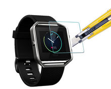 For Fitbit Blaze Smart Watch 2016 Luxury Screen Protector 0.3mm 2.5D 9H Premium Tempered Glass Film Explosion-proof Glass