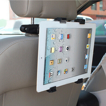 360 Degree Car Back Seat Headrest Mount Holder for iPad mini For ipad Air 2 Huawei Samsung Galaxy Tablet PC Car Holder