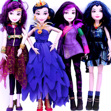 Genuine New style Princess Descendants monster Doll hight Moveable Joint children best gift Wholesale fashion dolls(China)
