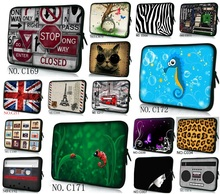 "Free shipping 100+ Color 17"" 17.4""sleeve Laptop bag Notebook Case Computer PC Cover Handle Pouch for Sumsung Dell Sony ASUS"