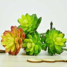 Lotus Customized Wall Flowers Decoration Artificial Plants Landscape Arrangement Decor Garden Succulent Grass Desert Plants(China)