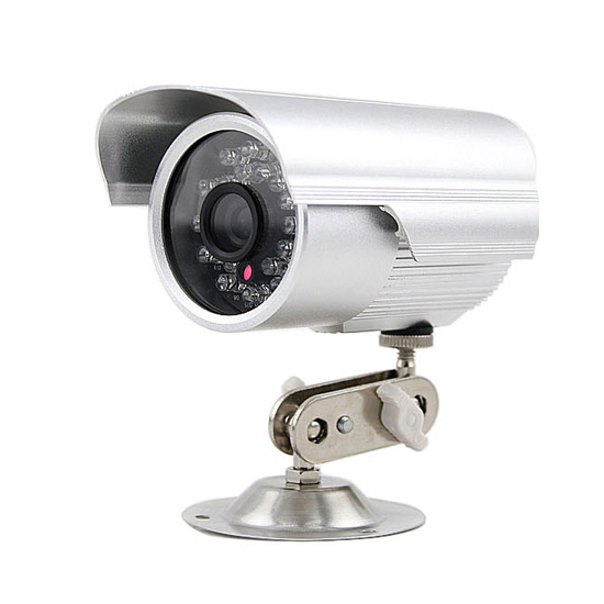 CCTV Bullet Outdoor Waterproof TV Live VIew Camera 900TVL IR CUT NightVision Surveillance BNC port Camera support SD Card<br>