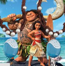 Fashion popular new ocean odd necklace Moana Moana movie star with necklace girl gift
