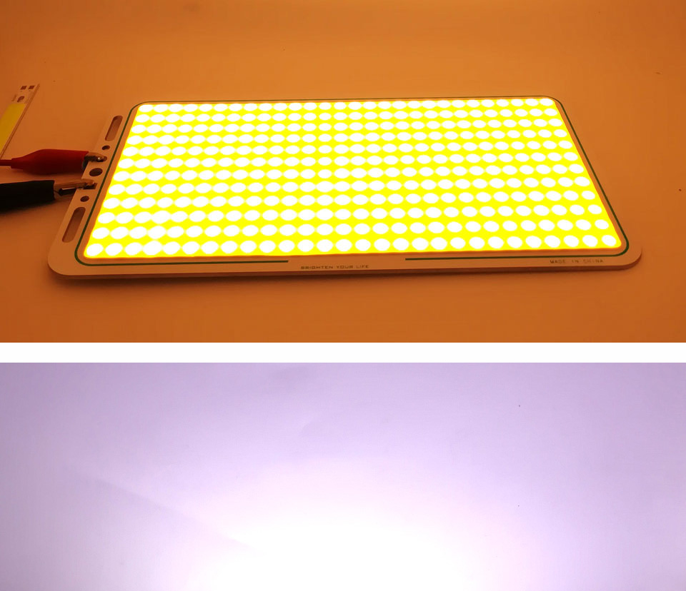 Ultra Bright 200W Flip Chip LED COB Light Source for DIY Outdoor Camping Lamp DC 12V 3000K 6500K Pure Warm White Bulb (10)