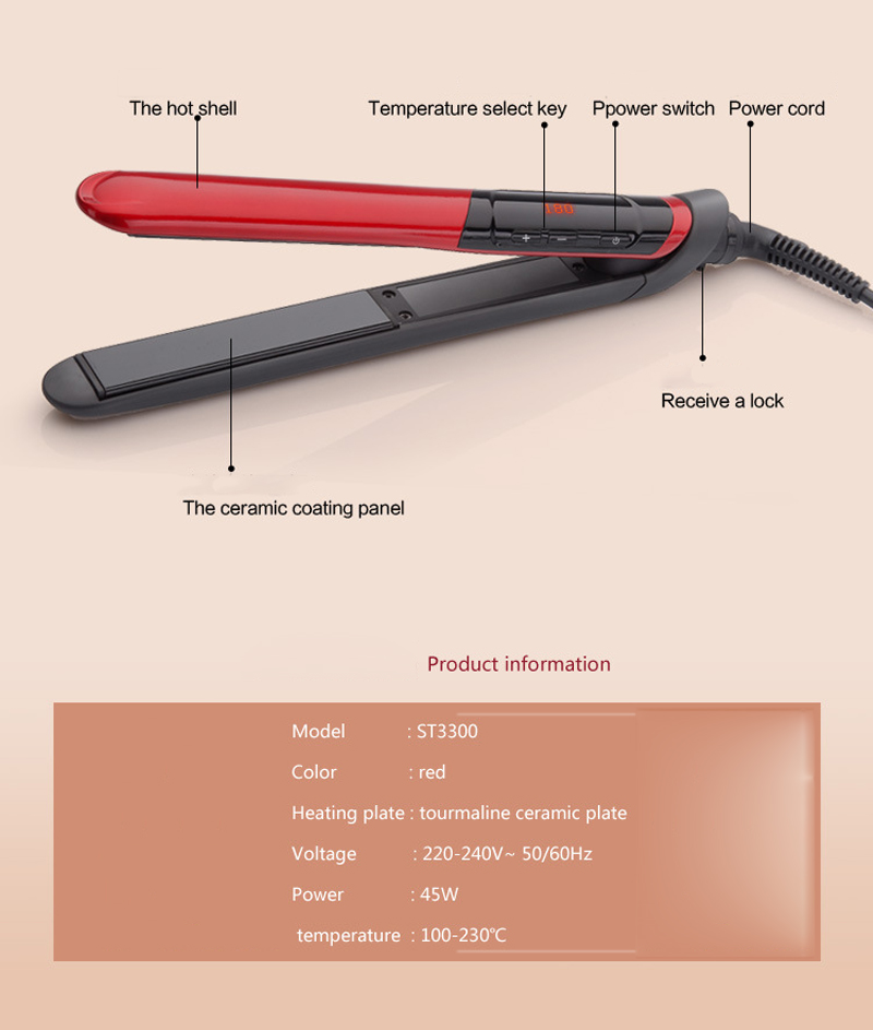Professional-Hair-Straightener-LED-Display-Flat-Iron-Straightening-Irons-Planchas-Straight-Hairstyle-Styling-Tools (8)