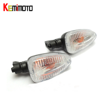 KEMiMOTO Turn Indicator Signal Light for BMW R1200GS K1200R F800S R 1200 GS For Triumph Tiger Motocycle Parts