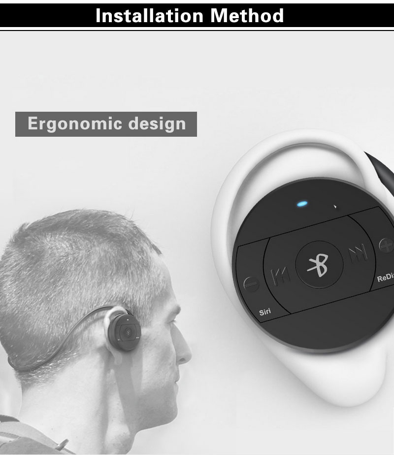 Bluetooth earphone Headphones Sport binaural Wireless Bluetooth Headset Running Stereo audifonos 9
