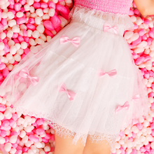 Buy Lolita Japanese Sweet Girls Fashion Mini Kawaii Pleated Gauze Skirt Women Bowknot High Pink Black Lace Skirts Elastic Fairy for $18.90 in AliExpress store