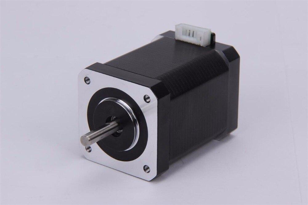 Nema 24 Stepper Motor bipolar 2 phase 4 leads 65.5mm 12V 2.8A 2.2Nm(312oz.in) 3D Printer Motor<br><br>Aliexpress
