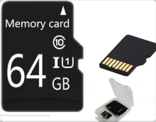 !wholesale real capacity High speed 32GB-64GB Class10 Micro TF card TF Memory Card + adapter Gift 2GB 4GB 8GB 16GB class6 BT2