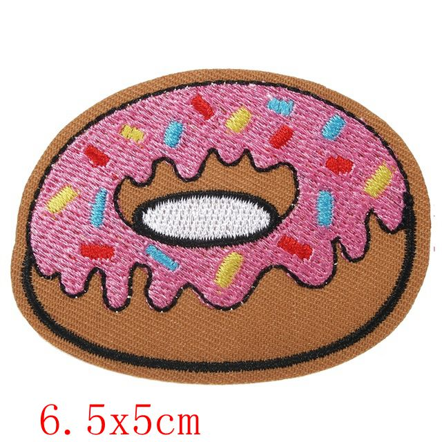 2018-Patches-For-Clothing-1-Pcs-Donut-Patch-Iron-On-Patches-Sewing-Applique-Badge-Clothes-Stickers.jpg_640x640