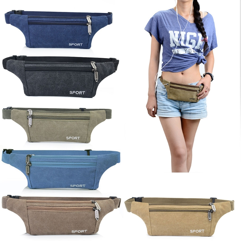 Life Is Better With A Lobster Sport Waist Bag Fanny Pack Adjustable For Travel