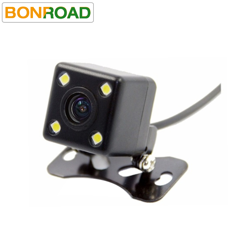 Car Rear View Parking Camera With HD Night Led Lights For DVD Back up Camera With Parking Line(China (Mainland))